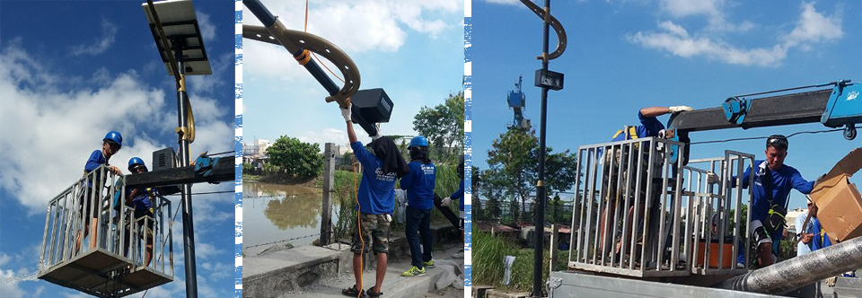 30W Shrimp-Type Street Lights – Pateros City